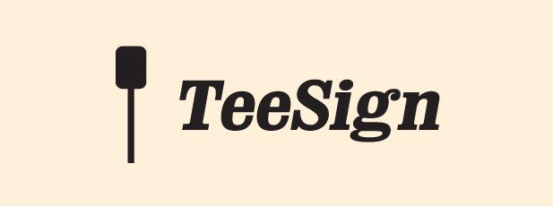 TeeSign_title